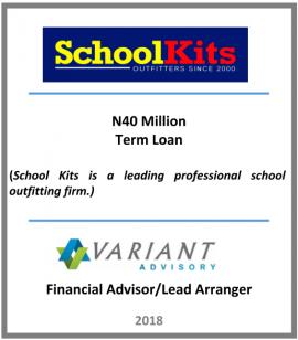 School Kits- N40m